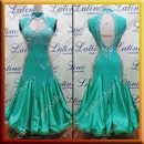 BALLROOM COMPETITION DRESS LDW (SS84B)