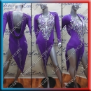 LATIN SALSA COMPETITION DRESS LDW (AL42)