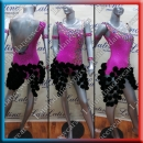 LATIN SALSA COMPETITION DRESS LDW (LS270B)