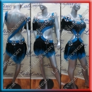 LATIN SALSA COMPETITION DRESS LDW (LS318)
