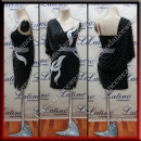 LATIN SALSA COMPETITION DRESS LDW (LT1059)