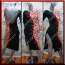 LATIN SALSA COMPETITION DRESS LDW (VL479)