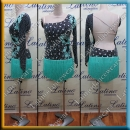 LATIN SALSA COMPETITION DRESS LDW (AL40A)
