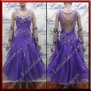 BALLROOM COMPETITION DRESS LDW (ST298)