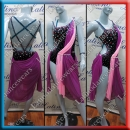 LATIN SALSA COMPETITION DRESS LDW (AL44)