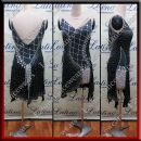LATIN SALSA COMPETITION DRESS LDW (LS300A)