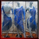 LATIN SALSA COMPETITION DRESS LDW (LS324)