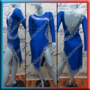 LATIN SALSA COMPETITION DRESS LDW (LT1041A)