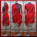 LATIN SALSA COMPETITION DRESS LDW (LT1066)