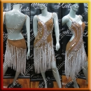 LATIN SALSA COMPETITION DRESS LDW (LT1067)