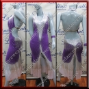 LATIN SALSA COMPETITION DRESS LDW (VL480)