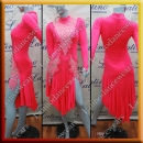 LATIN SALSA COMPETITION DRESS LDW (VL481)