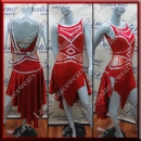 LATIN SALSA COMPETITION DRESS LDW (VL515)