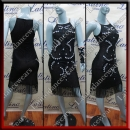 LATIN SALSA COMPETITION DRESS LDW (VL518)