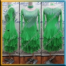 LATIN SALSA COMPETITION DRESS LDW (LT489C)