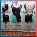 LATIN SALSA COMPETITION DRESS LDW (LT831A)