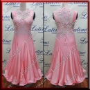 BALLROOM COMPETITION DRESS LDW (ST266D)