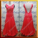 BALLROOM COMPETITION DRESS LDW (ST299)