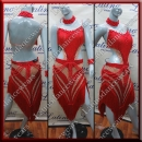 LATIN SALSA COMPETITION DRESS LDW (LS329)