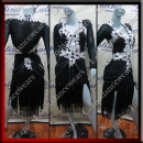 LATIN SALSA COMPETITION DRESS LDW (VL520)