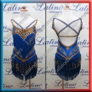 LATIN SALSA COMPETITION DRESS LDW (LT979A)