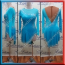 LATIN SALSA COMPETITION DRESS LDW (LT1004A)