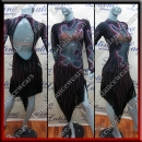 LATIN SALSA COMPETITION DRESS LDW (LS334)