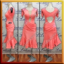 LATIN SALSA COMPETITION DRESS LDW (LT1071)