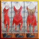 LATIN SALSA COMPETITION DRESS LDW (LT1076)