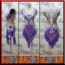 LATIN SALSA COMPETITION DRESS LDW (LT1077)