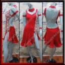 LATIN SALSA COMPETITION DRESS LDW (LT1082)