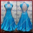 BALLROOM COMPETITION DRESS LDW (SS84C)