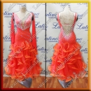 BALLROOM COMPETITION DRESS LDW (ST300)