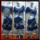 LATIN SALSA COMPETITION DRESS LDW (AL25B)