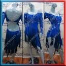 LATIN SALSA COMPETITION DRESS LDW (LT1065A)