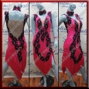 LATIN SALSA COMPETITION DRESS LDW (VL499B)