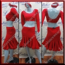 LATIN SALSA COMPETITION DRESS LDW (LS338)