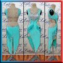 LATIN SALSA COMPETITION DRESS LDW (LT1084)