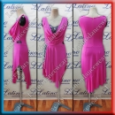 LATIN SALSA COMPETITION DRESS LDW (LT1086)