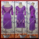 LATIN SALSA COMPETITION DRESS LDW (LT1089)