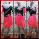 LATIN SALSA COMPETITION DRESS LDW (LT1091)