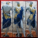 LATIN SALSA COMPETITION DRESS LDW (LS178B)