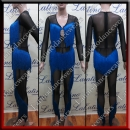 LATIN SALSA COMPETITION CATSUIT LDW (LT1070A)