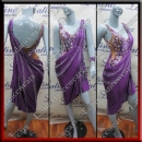 LATIN SALSA COMPETITION DRESS LDW (LT1093)