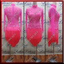LATIN SALSA COMPETITION DRESS LDW (LT881D)