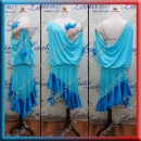 LATIN SALSA COMPETITION DRESS LDW (AL54)