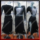 LATIN SALSA COMPETITION DRESS LDW (VL541)