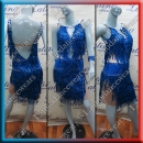 LATIN SALSA COMPETITION DRESS LDW (VL545)