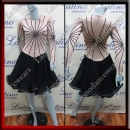 LATIN SALSA COMPETITION DRESS LDW (VL543)