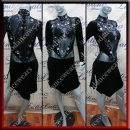LATIN SALSA COMPETITION DRESS LDW (VL542)